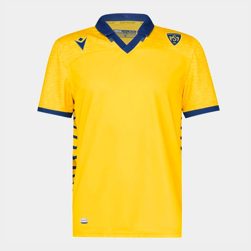 ASM Clermont Auvergne Home Shirt 2020 2021