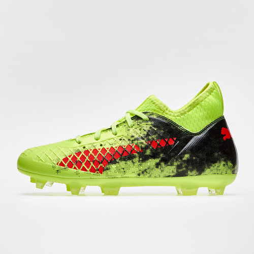Future 18.3 Kids HyFG Football Boots