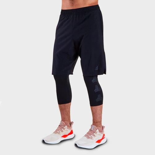 Tango 2 In 1 Training Shorts