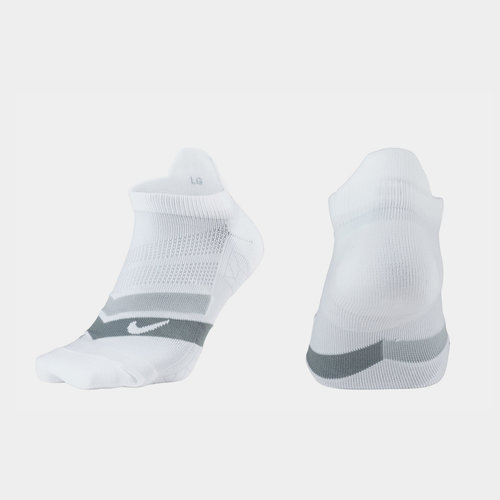 Performance Cushion No Show Running Socks