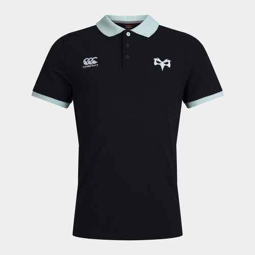 Ospreys Cotton Polo Shirt 20/21