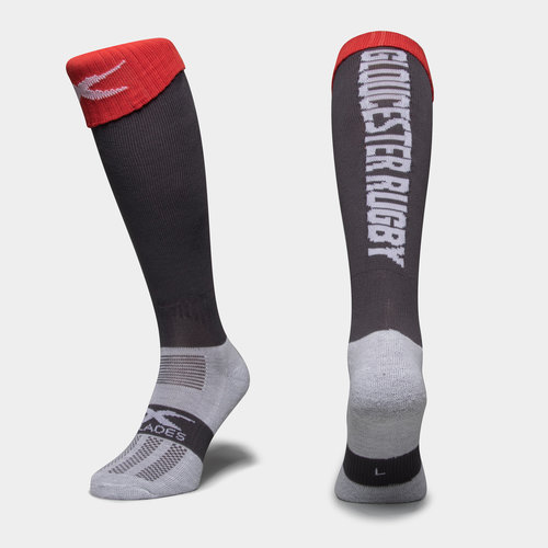 Gloucester 2018/19 Home Rugby Socks