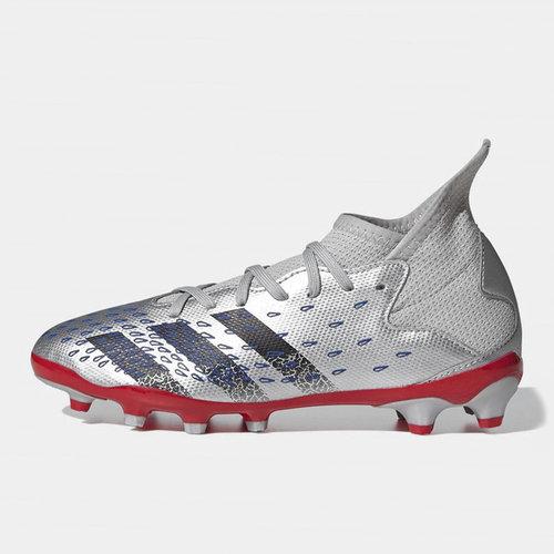Predator .3 FG Junior Football Boots