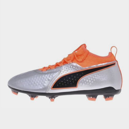 One 2 Leather FG Football Boots