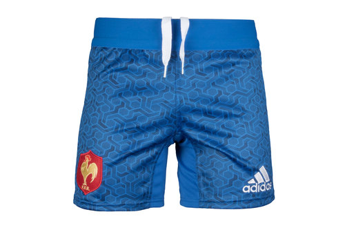 France 2018 Home Match Rugby Shorts
