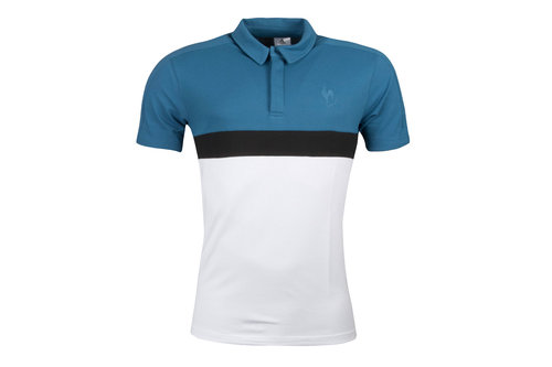 France 2018 Players Rugby Polo Shirt