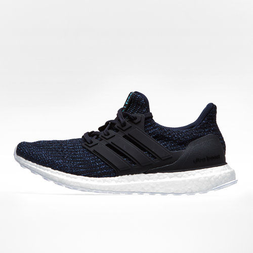c0934c4deaf5 adidas Ultra Boost Parley Mens Running Shoes. Legend Ink Carbon Blue Spring