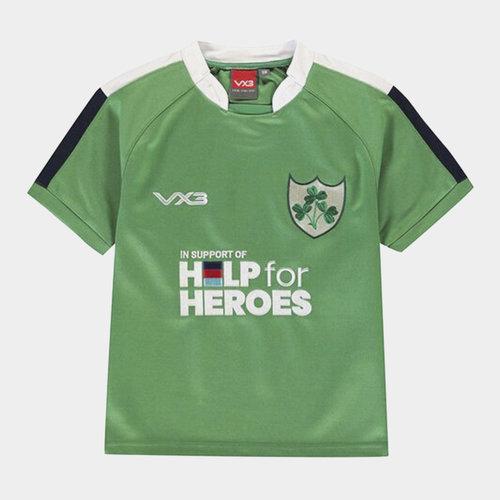 Ireland Short Sleeve Jersey