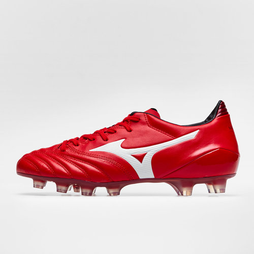 Morelia Neo Leather II MD FG Football Boots