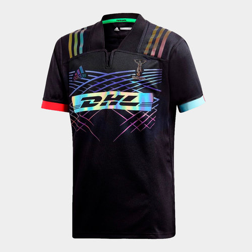 Harlequins 2018/19 3rd Youth S/S Replica Shirt