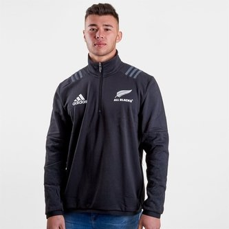 New Zealand All Blacks 2018/19 Rugby Fleece