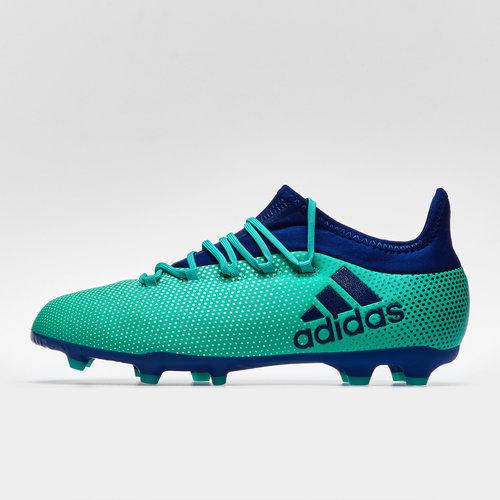 X 17.1 FG Kids Football Boots
