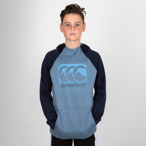 Vaposhield Youth Hooded Training Sweat