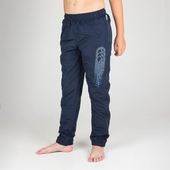 Tapered Cuff Kids Woven Pants