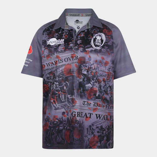 Army Rugby Union WWI Commemorative Rugby Shirt
