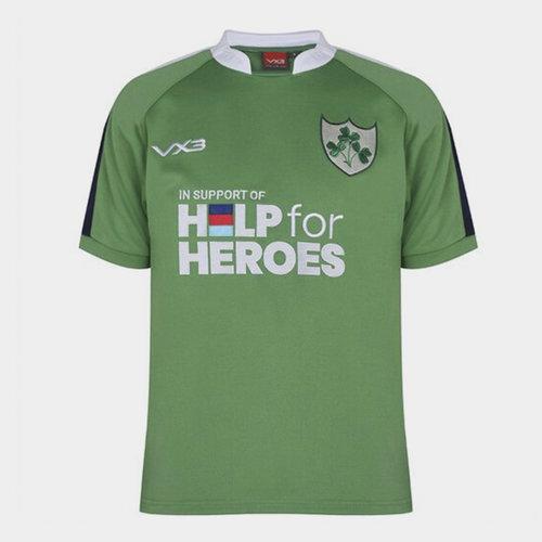 Help 4 Heroes Ireland Short Sleeve Jersey Mens