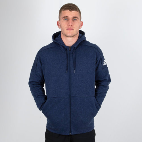 ID Stadium Full Zip Hooded Sweat