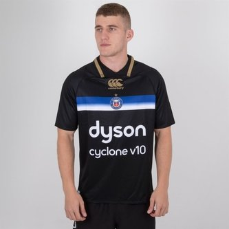 Bath 2018/19 3rd S/S Pro Rugby Shirt