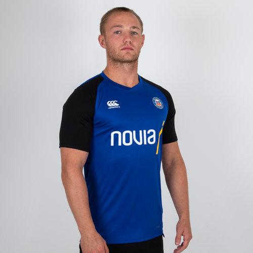 Bath 2018/19 Superlight Rugby Training T-Shirt