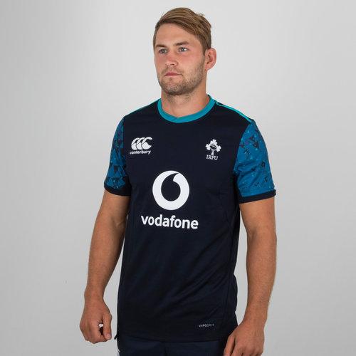Ireland IRFU 2018/19 Players Drill Rugby Training T-Shirt