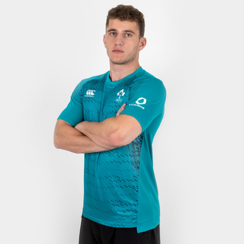 Ireland IRFU 2018/19 Superlight Rugby Training T-Shirt