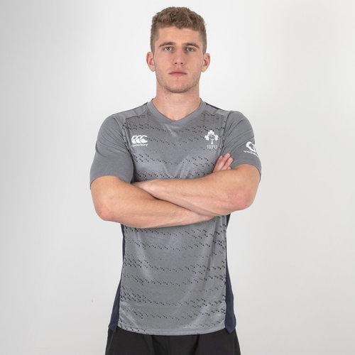 Ireland IRFU 2018/19 Superlight Rugby Training T-Shirt