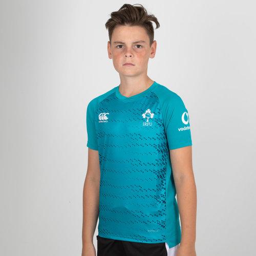 Ireland IRFU 2018/19 Kids Superlight Rugby Training T-Shirt