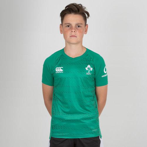 Ireland IRFU 2018/19 Youth Superlight Rugby Training T-Shirt