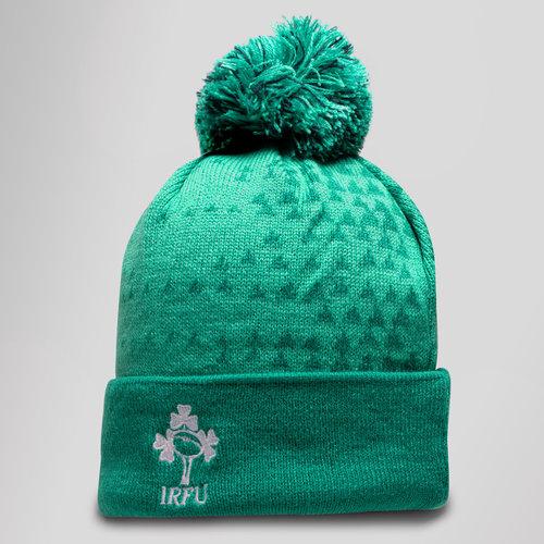 Ireland IRFU 2018/19 Rugby Bobble Hat
