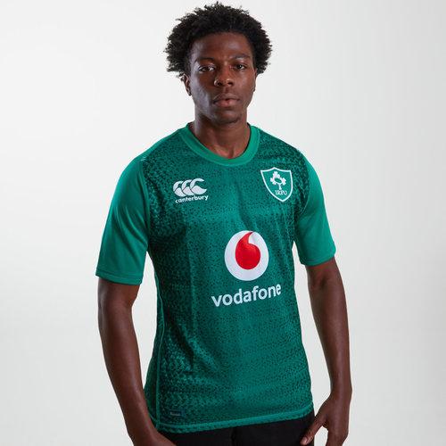 Ireland IRFU 2018/19 Home Pro S/S Rugby Shirt