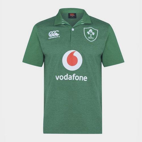 Ireland IRFU 2018/19 Home Classic S/S Rugby Shirt