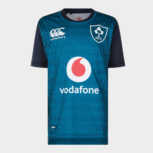 Ireland IRFU 2018/19 Youth Alternate Pro S/S Rugby Shirt