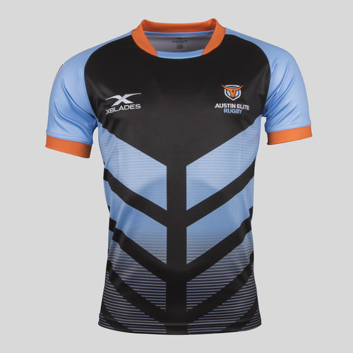 Austin Elite Rugby MLR 2018 Home S/S Rugby Shirt