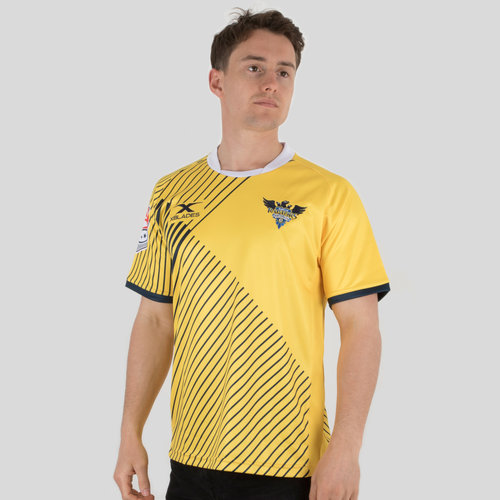 Glendale Raptors MLR 2018 Alternate S/S Rugby Shirt