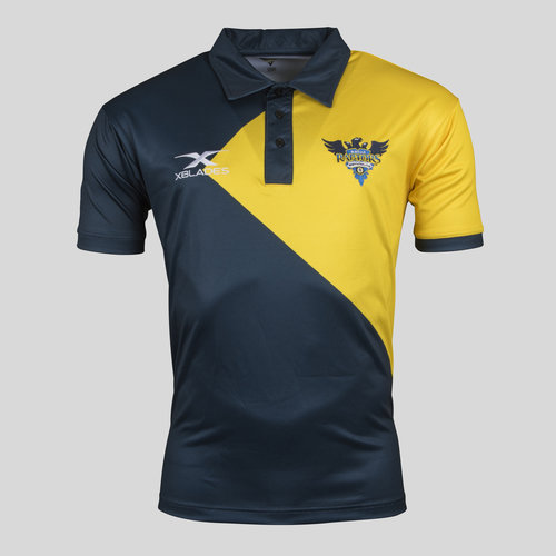 Glendale Raptors MLR 2018 Players Rugby Polo Shirt