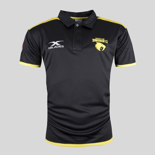 Houston SaberCats MLR 2018 Players Rugby Polo Shirt