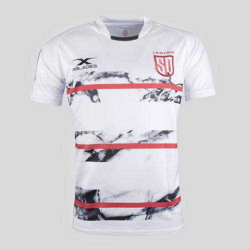 San Diego Legion MLR 2018 Alternate S/S Rugby Shirt