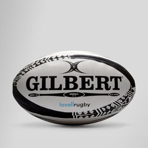 Gilbert Omega Ltd Edition Match Rugby Ball