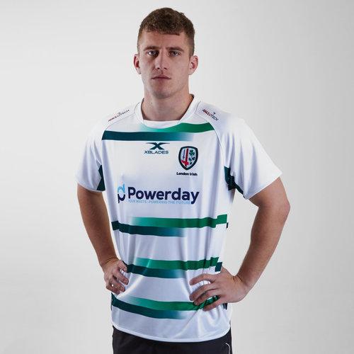 London Irish 2018/19 Alternate S/S Replica Rugby Shirt