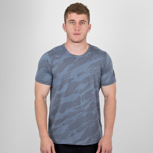 FreeLift Jacquard Climalite S/S Training T-Shirt