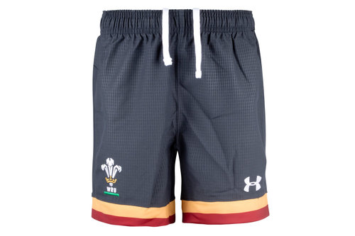 Wales WRU 2016/17 Alternate Kids Supporters Shorts