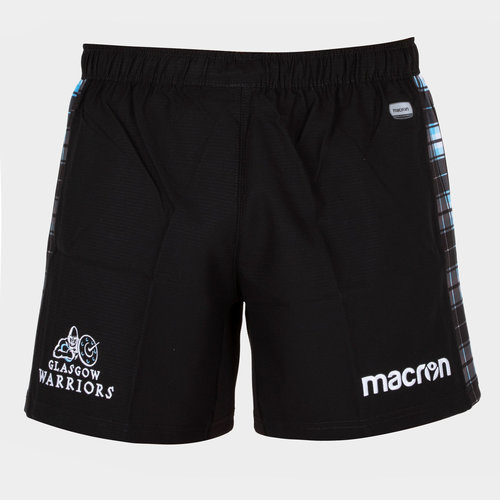 Glasgow Warriors 2018/19 Kids Home Rugby Shorts