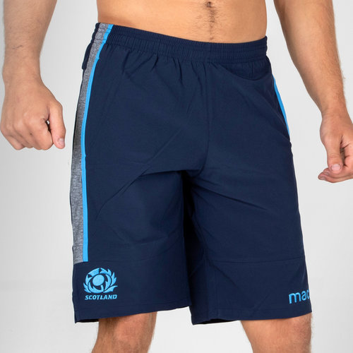 Scotland 2018/19 Players Rugby Training Shorts