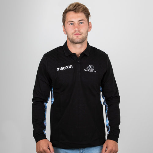 Glasgow Warriors 2018/19 Cotton L/S Classic Shirt