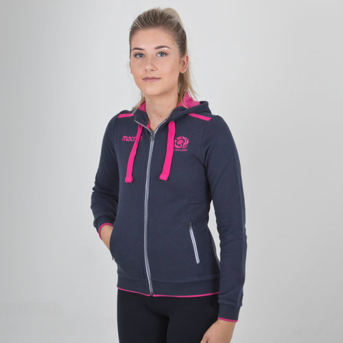 Scotland 2018/19 Ladies Cotton Hooded Rugby Sweat