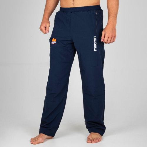 Edinburgh 2018/19 Players Travel Micro Rugby Pants