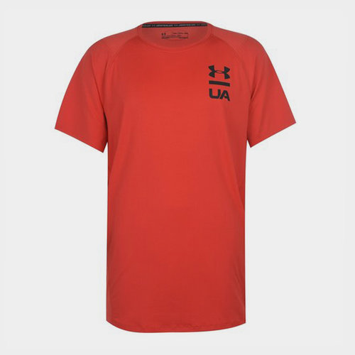 Raid 2.0 Graphic S/S Training T-Shirt