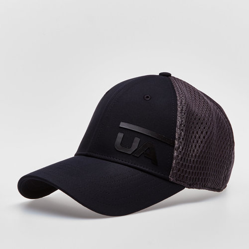 UA Train Spacer Mesh Cap