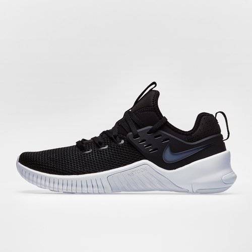 f6a75058fa09 Nike Free X Metcon Training Shoes. Black White