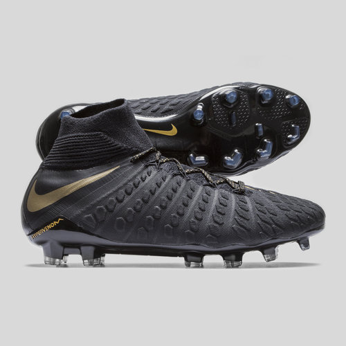 Hypervenom Phantom III Elite D-Fit FG Football Boots